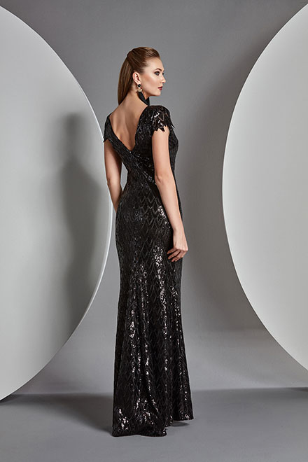 Sharbet Evening Dress İstanbul 54523