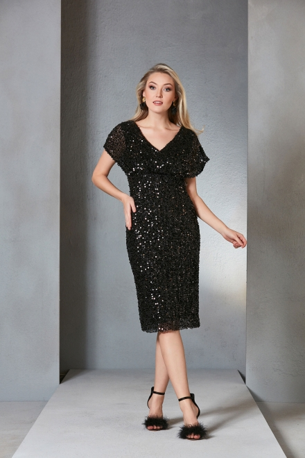 Sharbet Evening Dress