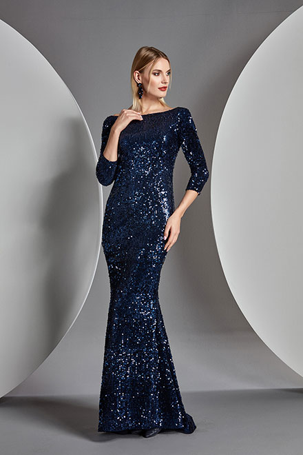 Sharbet Evening Dress İstanbul 017008
